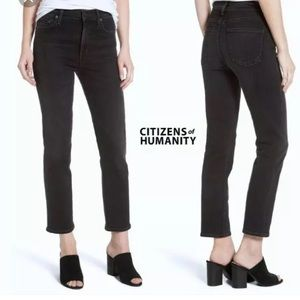 Citizens of Humanity Cara cigarette crop jeans